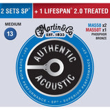Load image into Gallery viewer, Martin Authentic Acoustic Value Pack, Medium