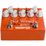 Load image into Gallery viewer, Wampler Brent Mason Hot Wired v2 Overdrive Distortion Pedal