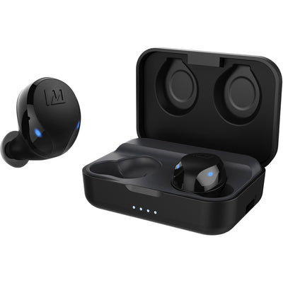 MEE Audio X10 Wireless Sports Earphones, Black