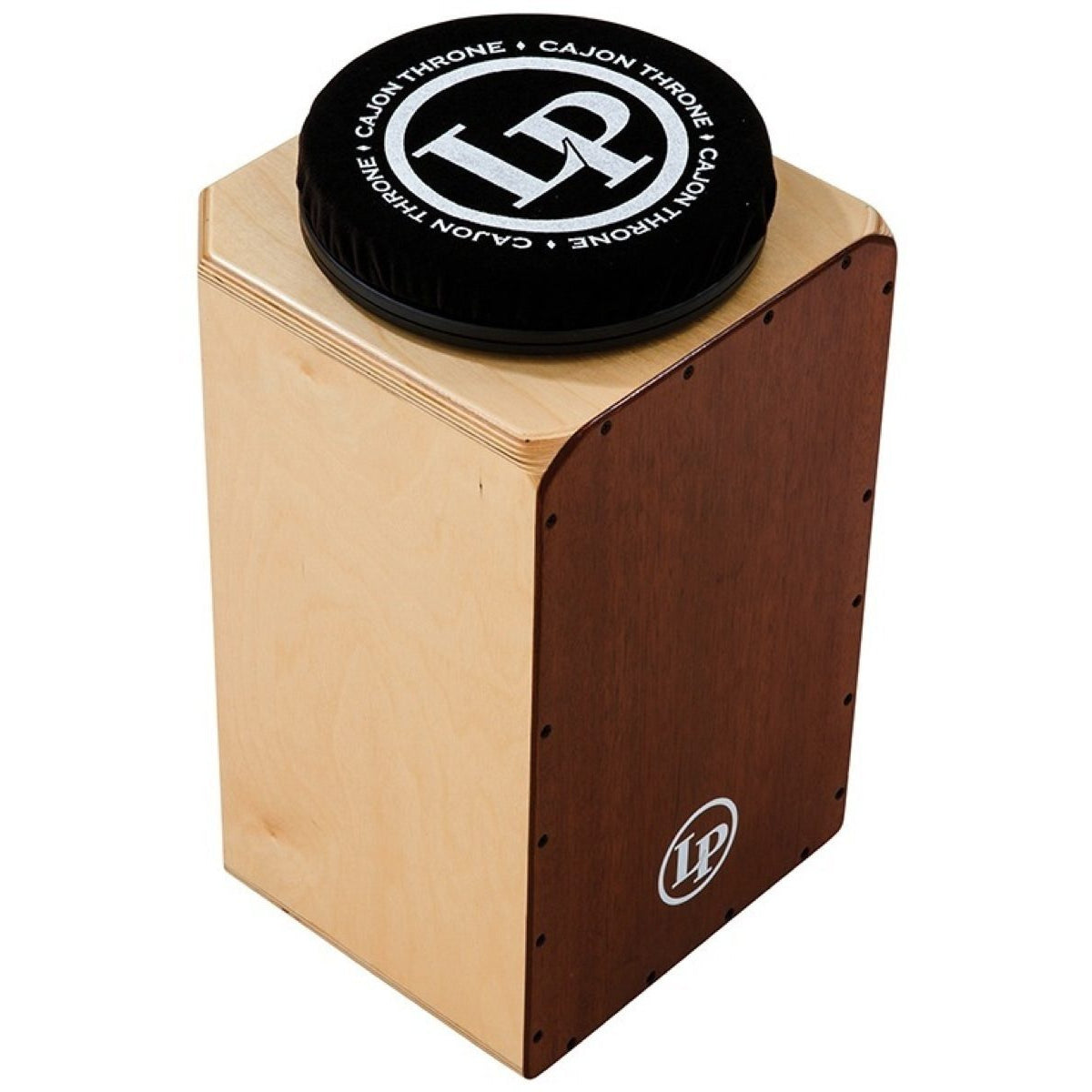 Latin Percussion LP1445 Padded Cajon Throne
