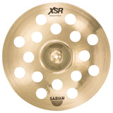 Load image into Gallery viewer, Sabian XSR O-Zone Crash Cymbal, 18 Inch