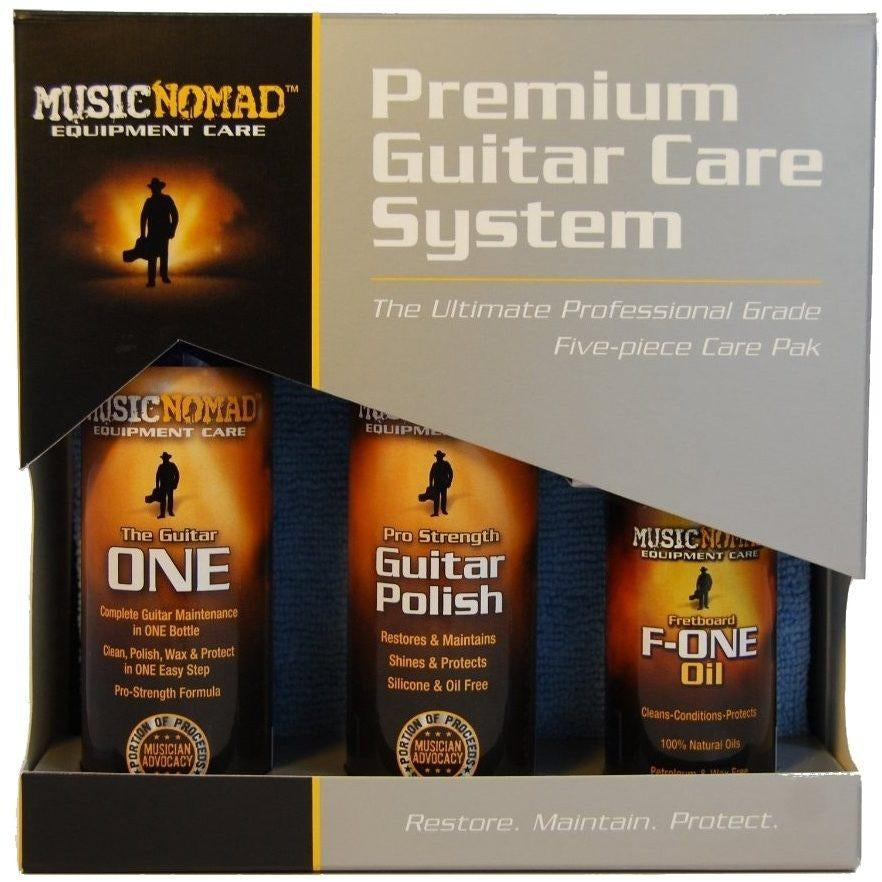Music Nomad Premium Guitar Care System
