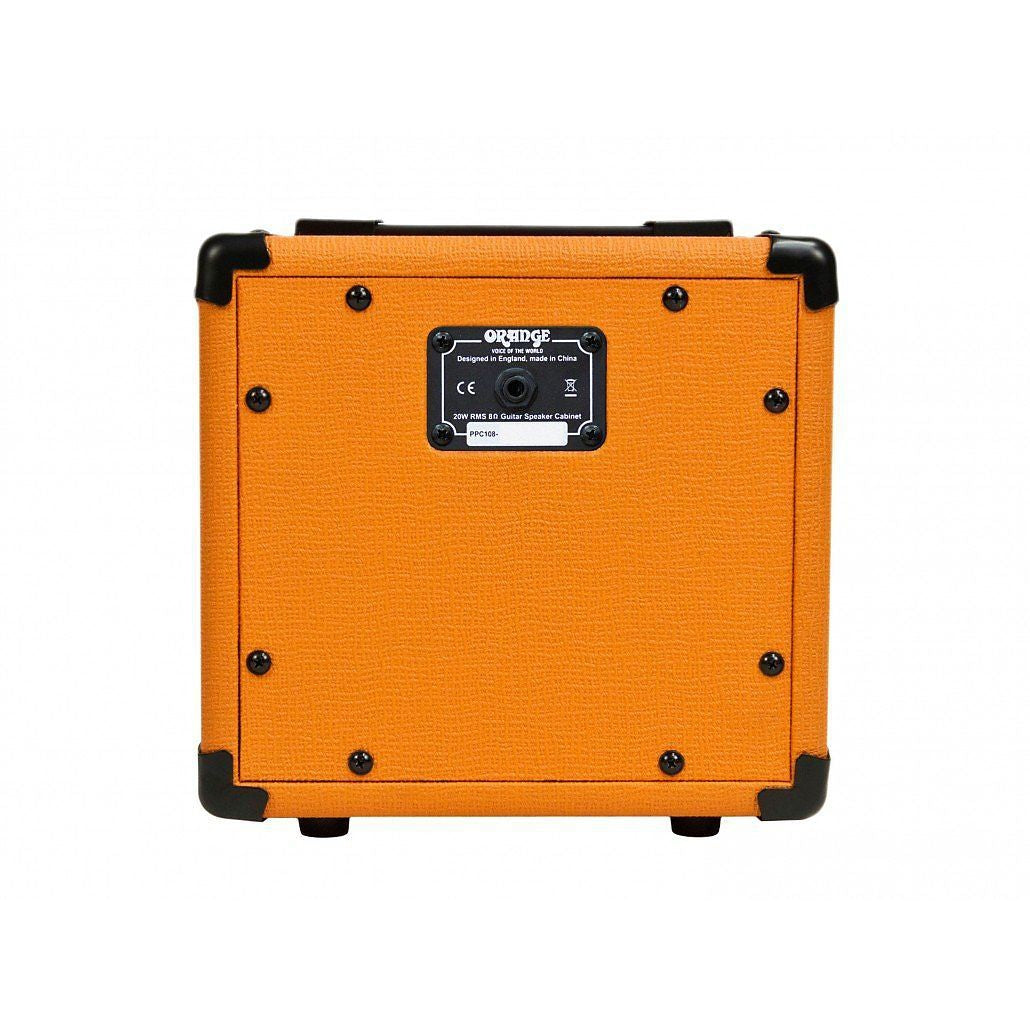 Orange PPC108 Guitar Speaker Cabinet (1x8 Inch)