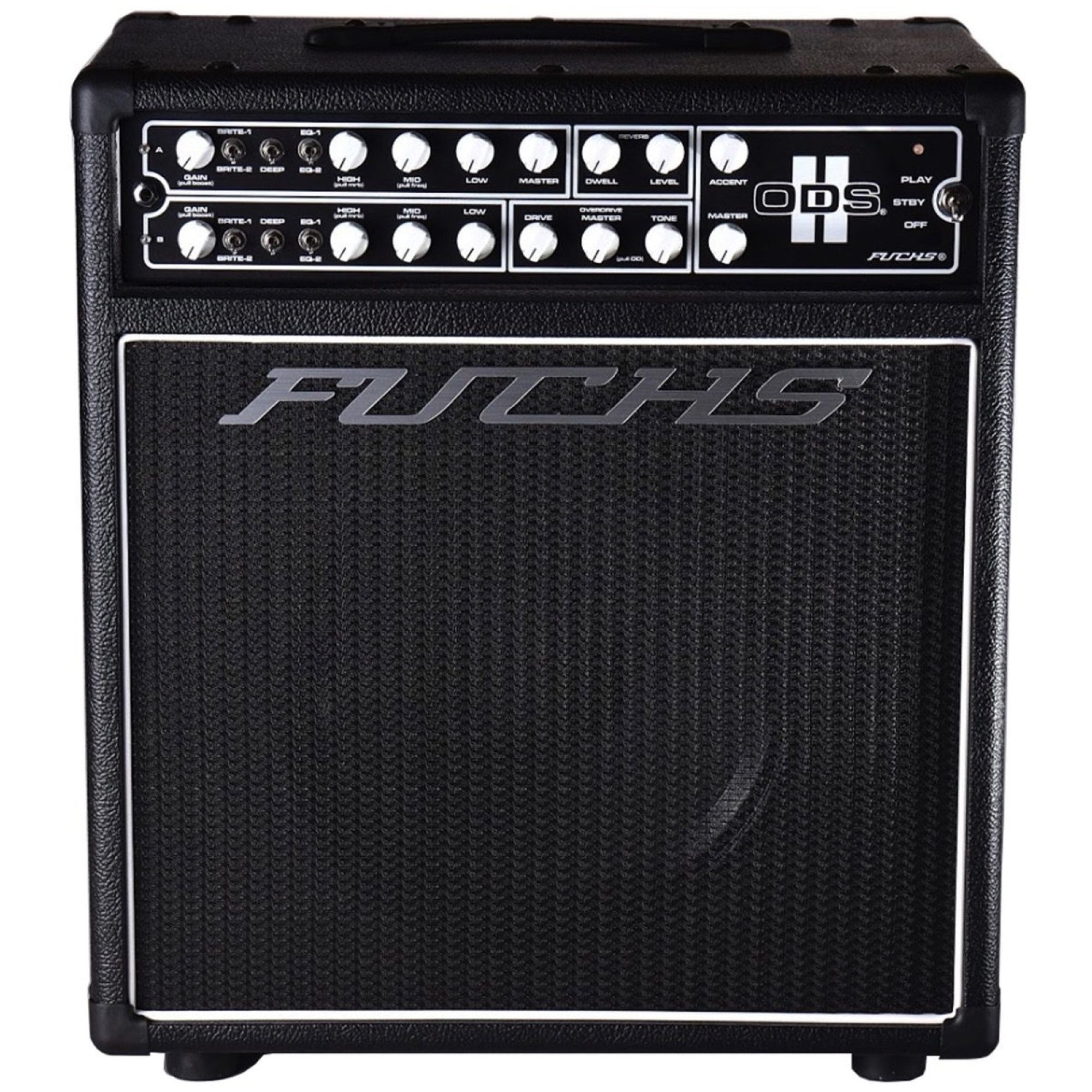 Fuchs ODS II Custom 2550 Guitar Combo Amplifier (50 Watts)
