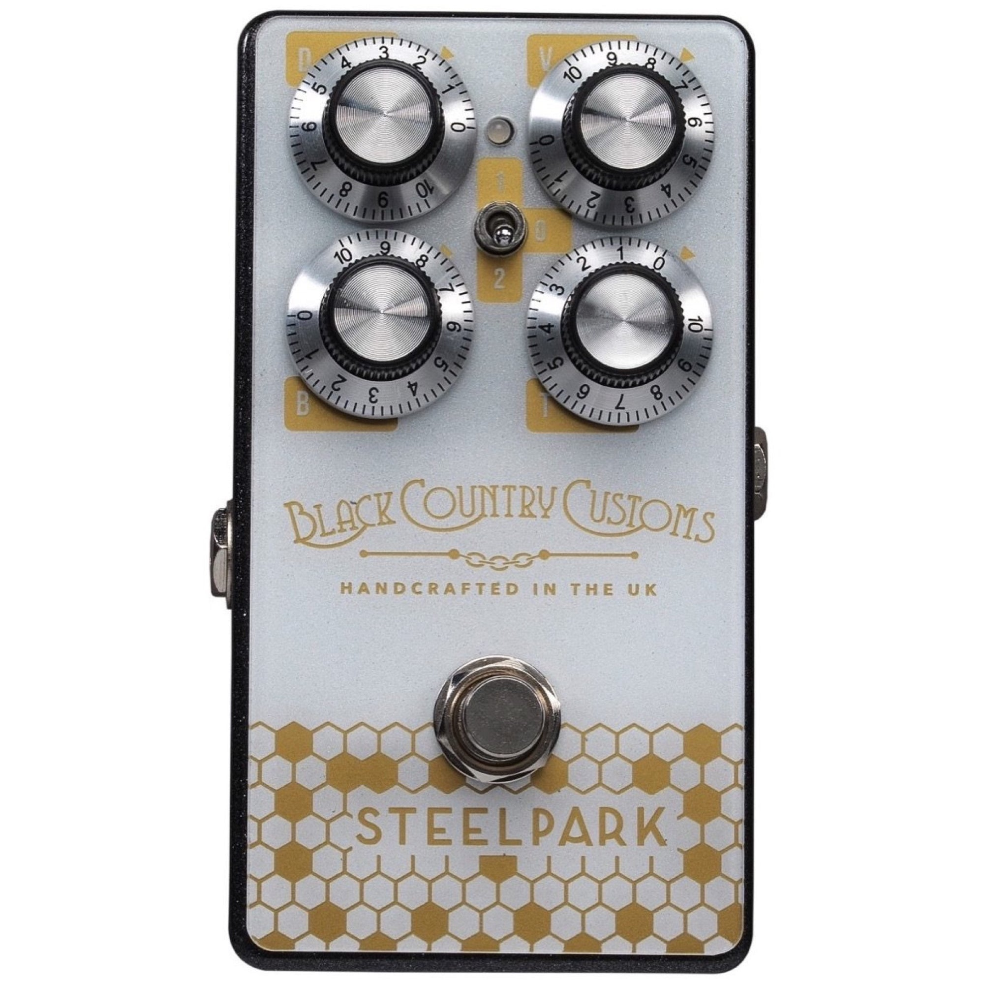 Laney Steelpark Black Country Custom Boost Pedal