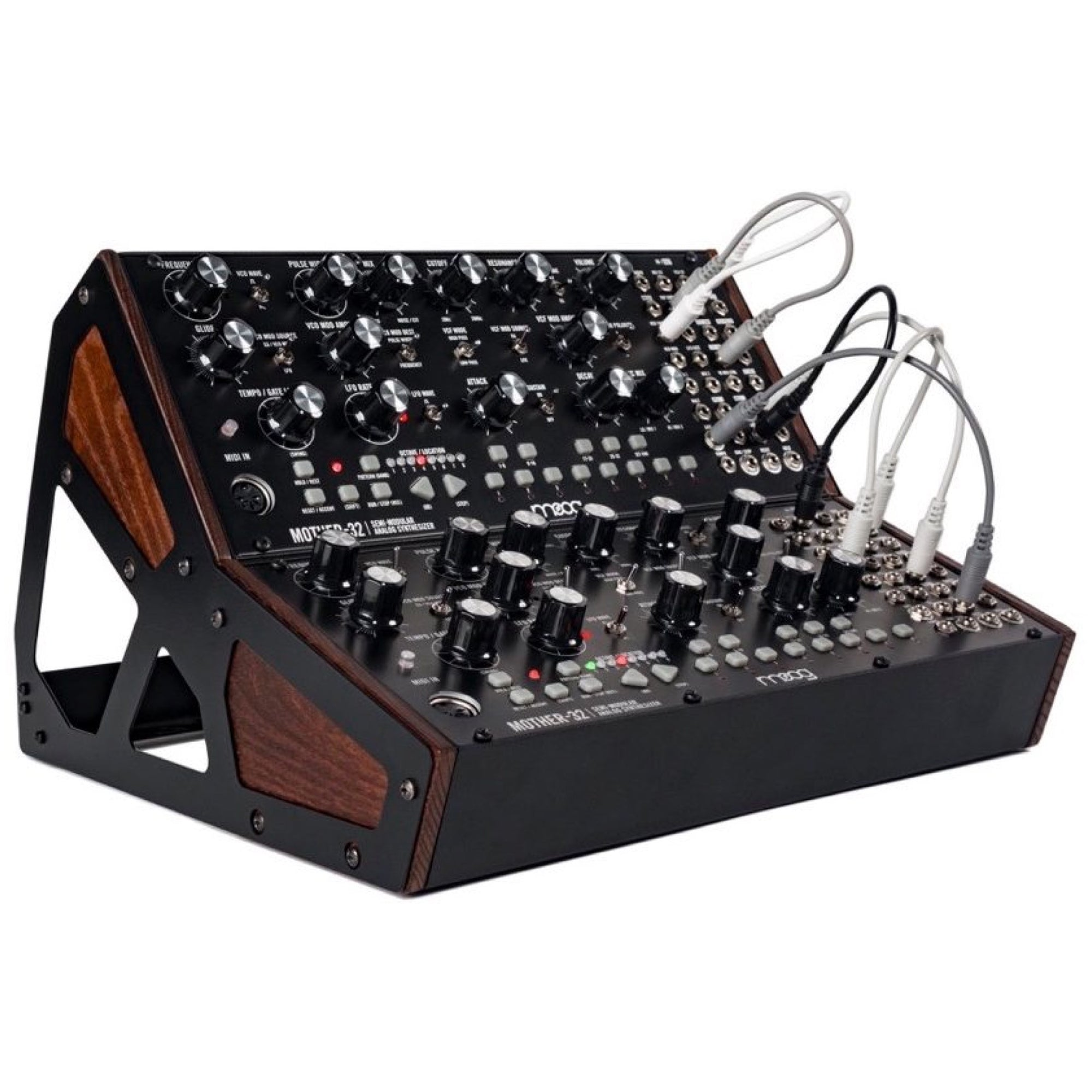 Moog 2-Tier Rack Kit for DFAM and Mother-32 Synthesizer
