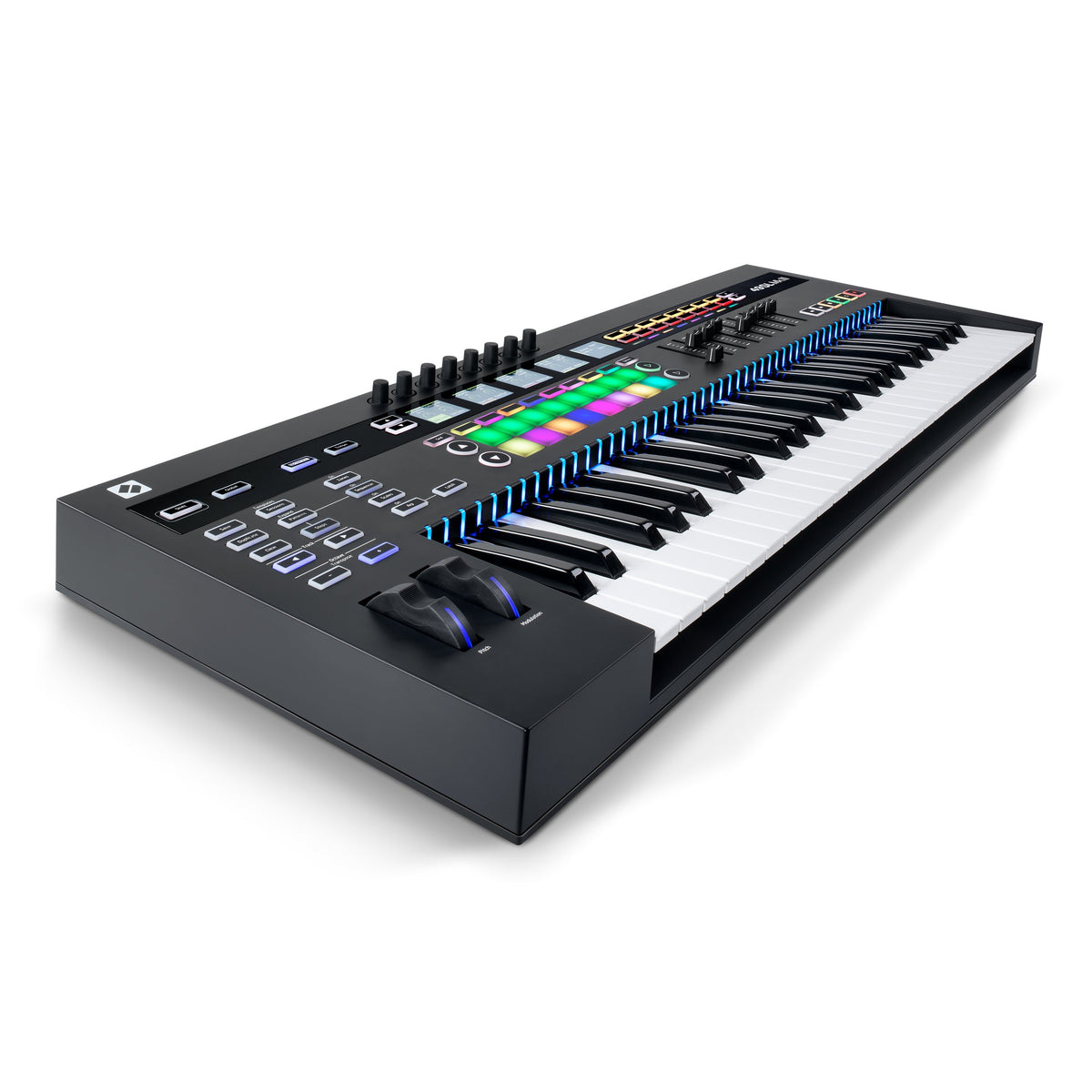 Novation 61 SL MK3 USB MIDI Keyboard Controller, 61-Key