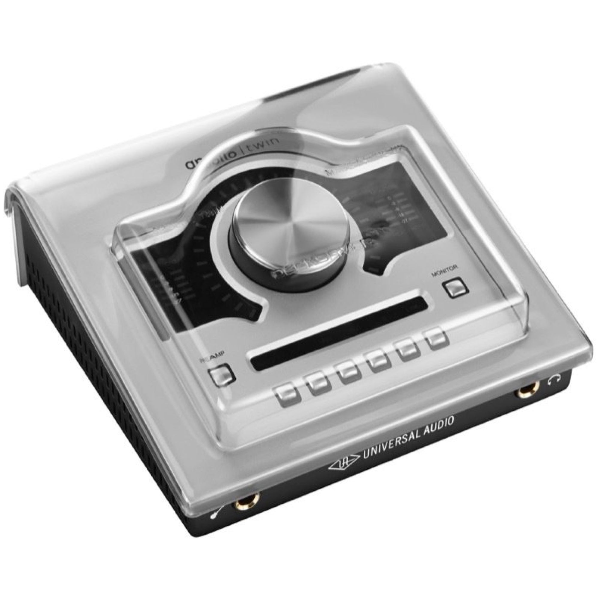 Decksaver Cover for Universal Audio Apollo Twin
