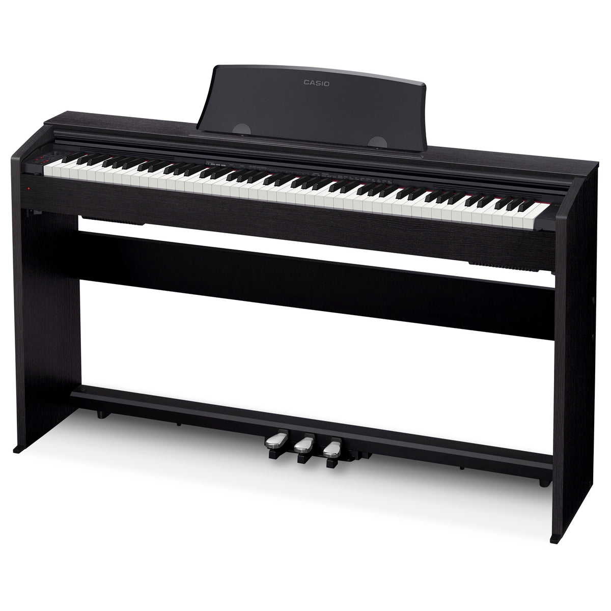 Casio PX-770 Privia Digital Piano, Black