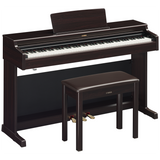 Load image into Gallery viewer, Yamaha Arius YDP-164 Digital Piano, Dark Rosewood