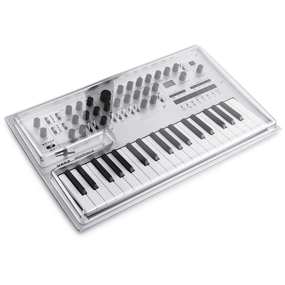 Decksaver Cover for Korg Minilogue