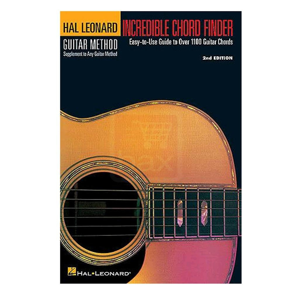Incredible Chord Finder Book