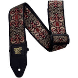 Load image into Gallery viewer, Ernie Ball Jacquard Guitar Strap, Persian Gold