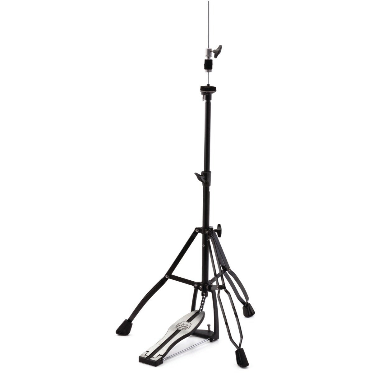 Mapex H400EB Double Braced Hi-Hat Stand, Black