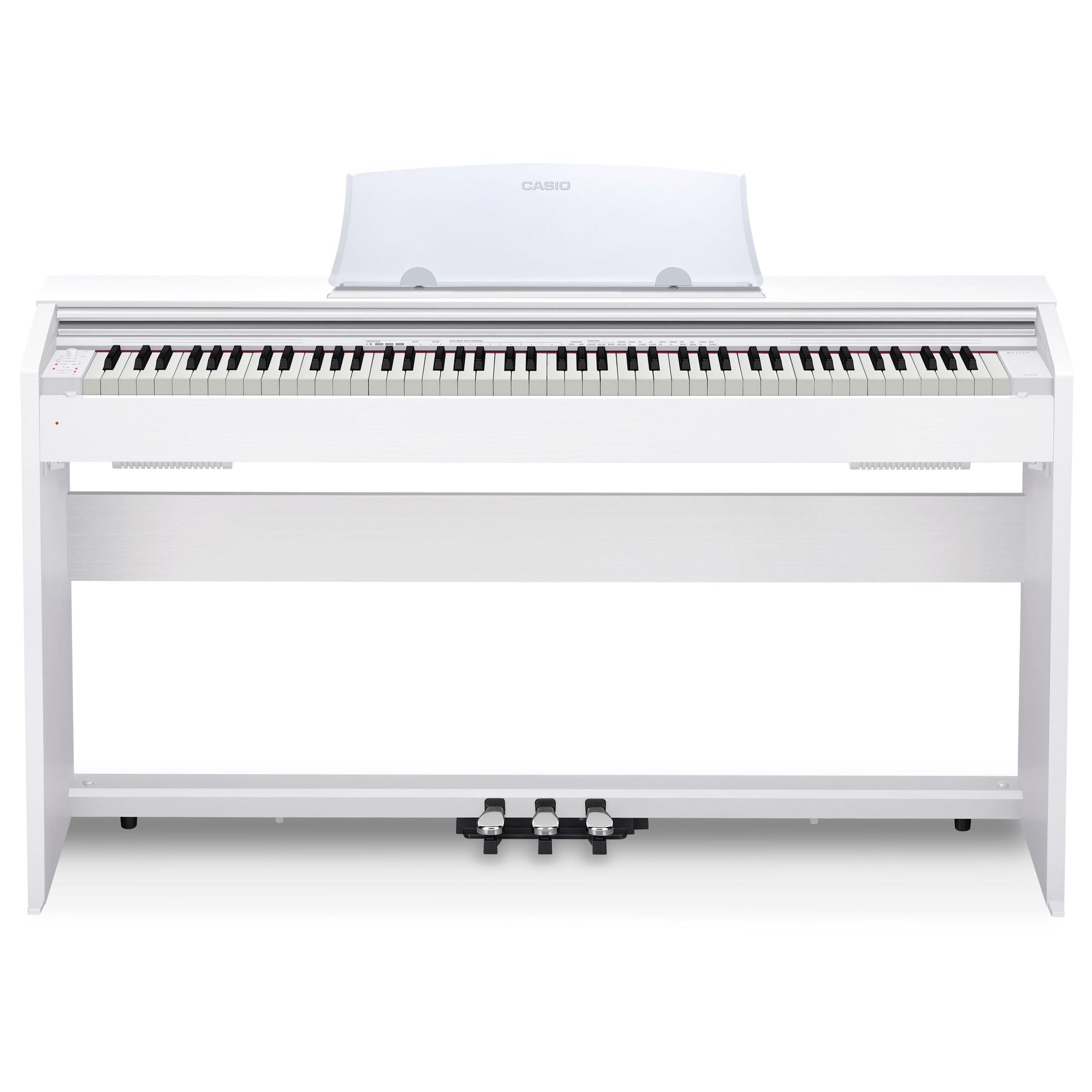 Casio PX-770 Privia Digital Piano, White