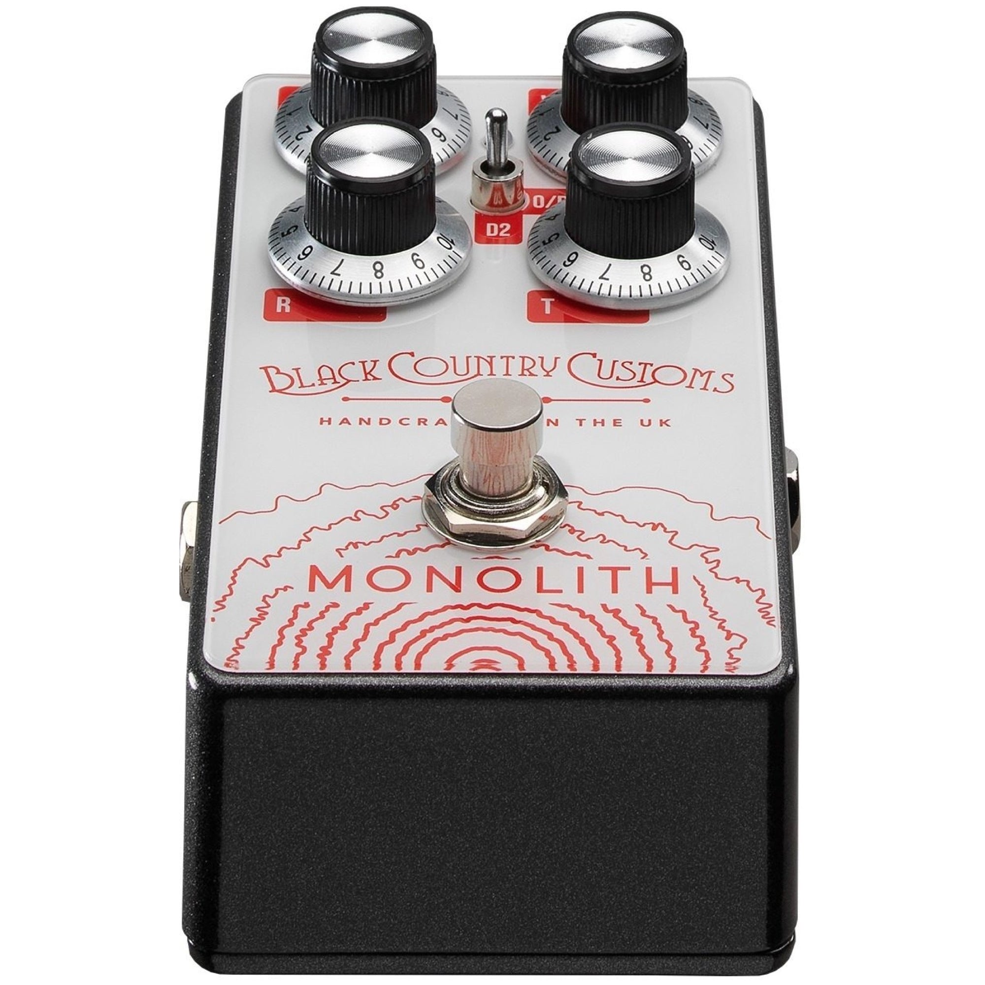 Laney Black Country Custom Monolith Distortion Pedal