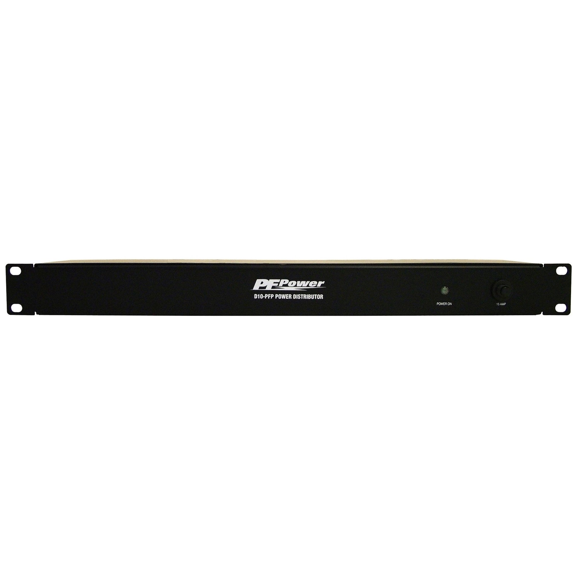 Furman D10 PFP 10-Outlet Power Distributor