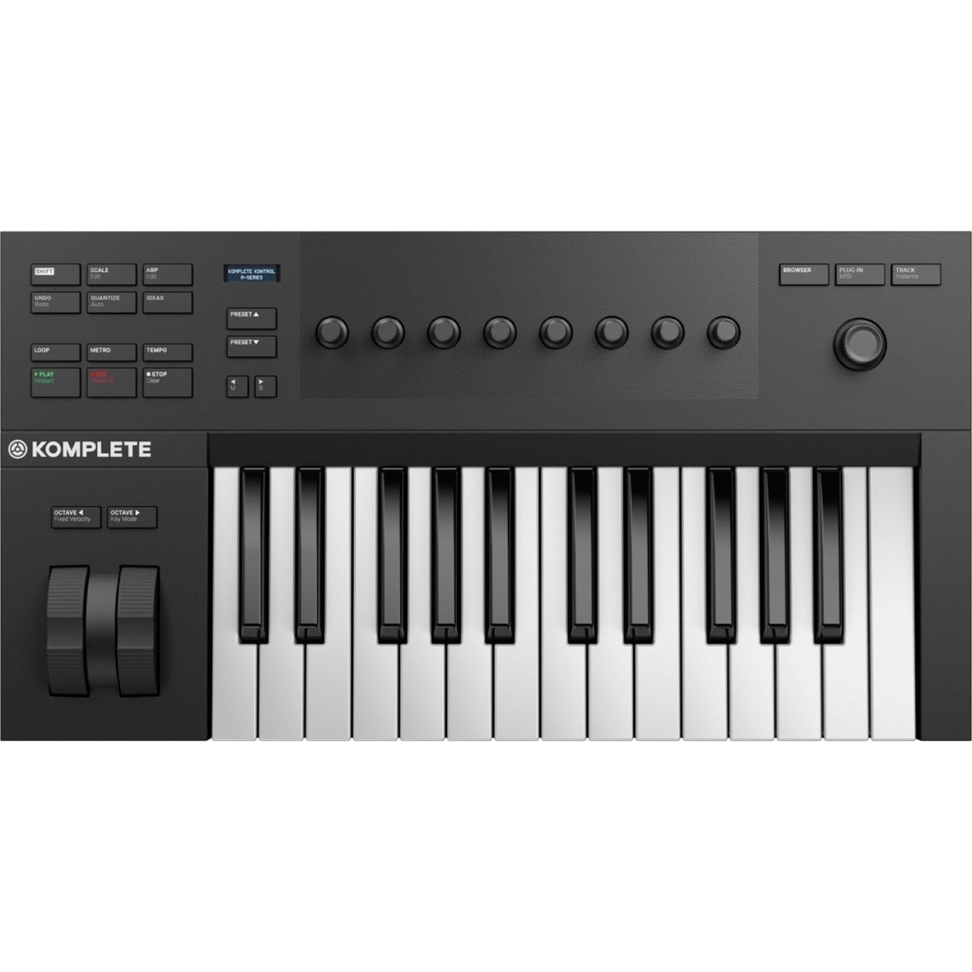 Native Instruments Komplete Kontrol A25 USB MIDI Keyboard