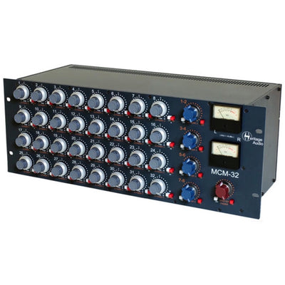 Heritage Audio MCM32 Analog Summing Mixer, 32-Channel