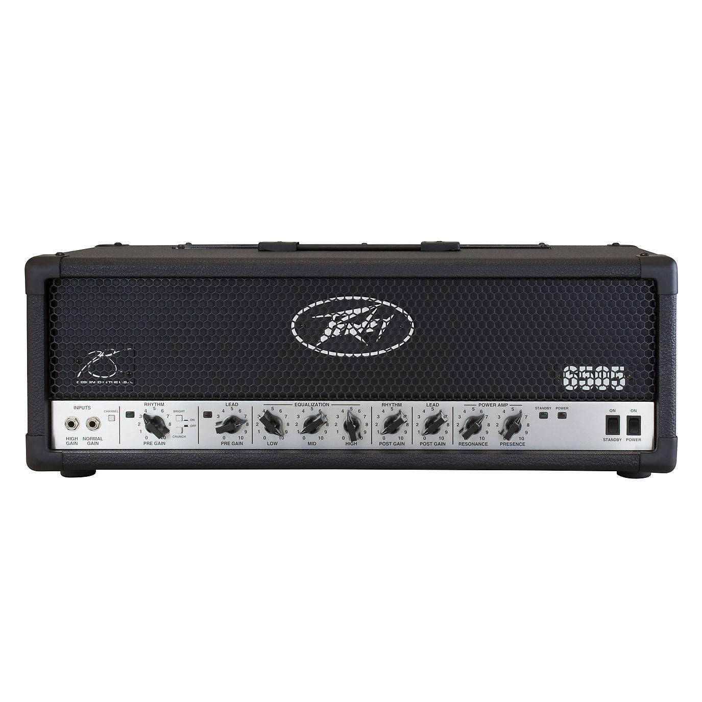 Peavey 6505 Guitar Amplifier Head (120 Watts)