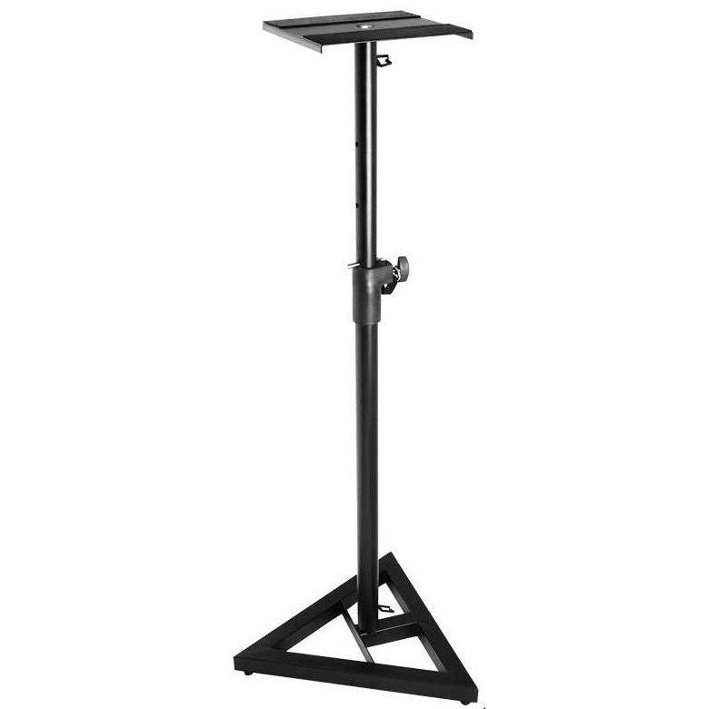 On-Stage SMS6000 Adjustable Monitor Stand, Single Stand