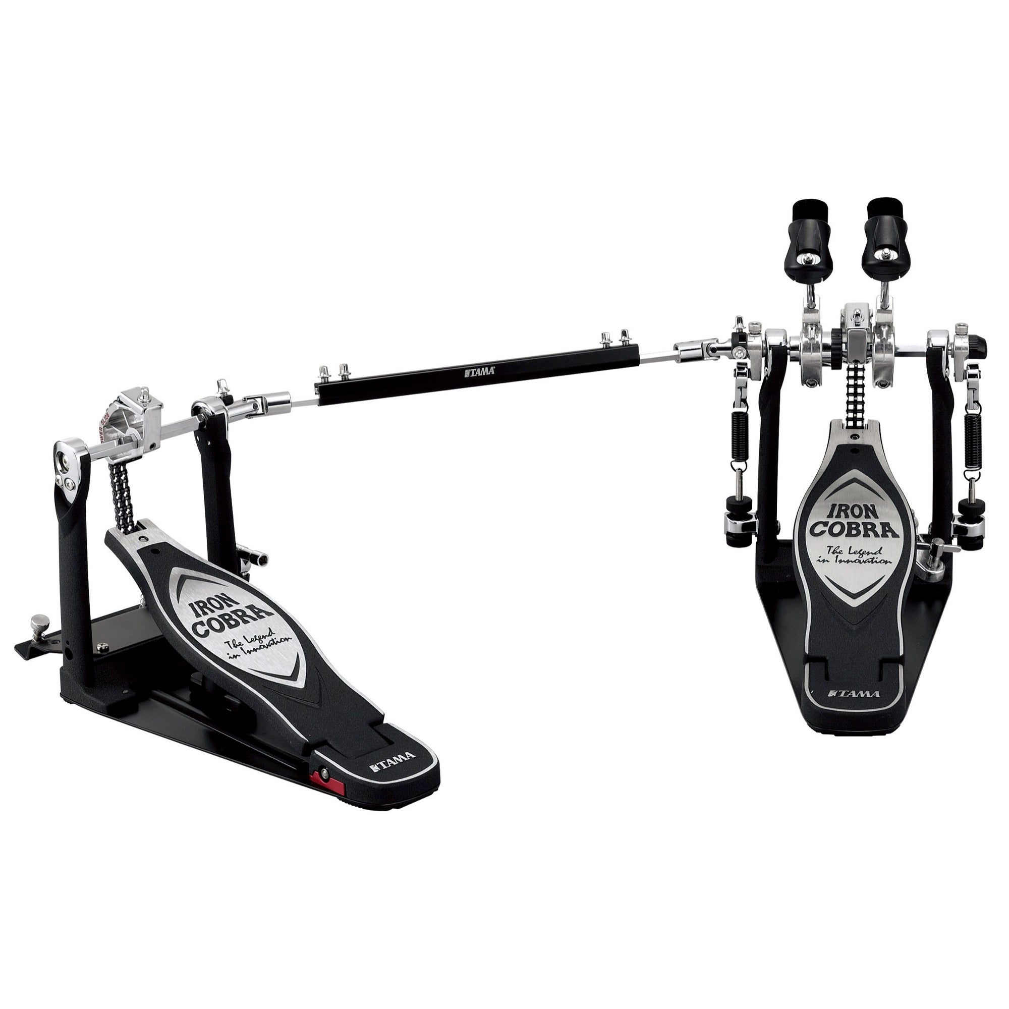 Tama HP900PWN Iron Cobra Power Glide Double Bass Drum Pedal (with Case)