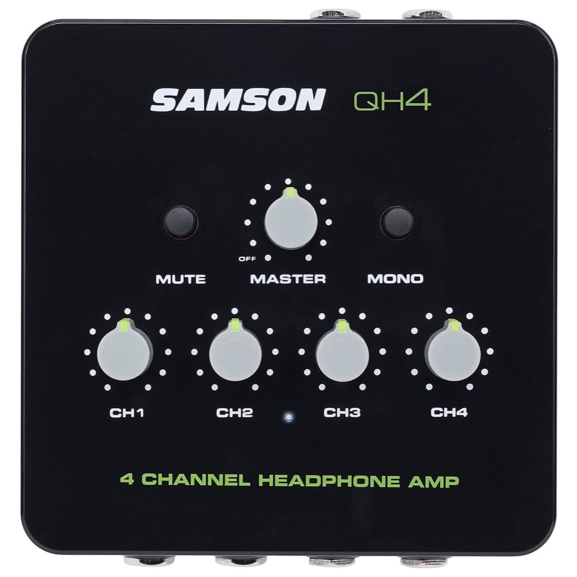 Samson QH4 Studio Headphone Amplifier, 4-Channel