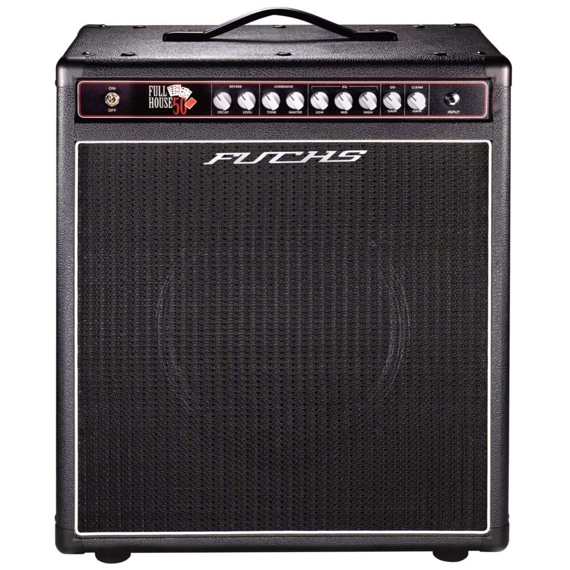 Fuchs Full House 50 Guitar Combo Amplifier (50 Watts, 1x12 Inch)