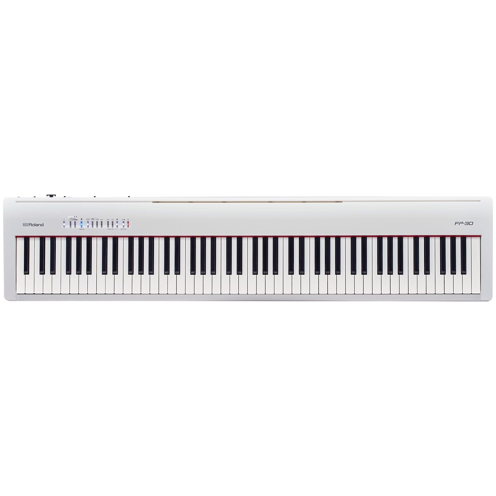 Roland FP-30 Digital Stage Piano, White