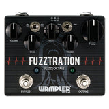Load image into Gallery viewer, Wampler Fuzztration Fuzz and Octave Pedal
