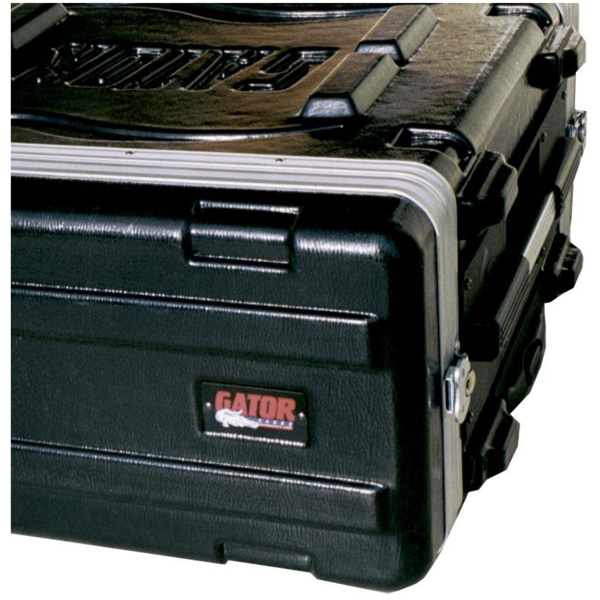 Gator Deluxe 19 Inch Rack Case, 6 Space