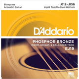 Load image into Gallery viewer, D'Addario EJ19 Phosphor Bronze Acoustic Guitar Strings
