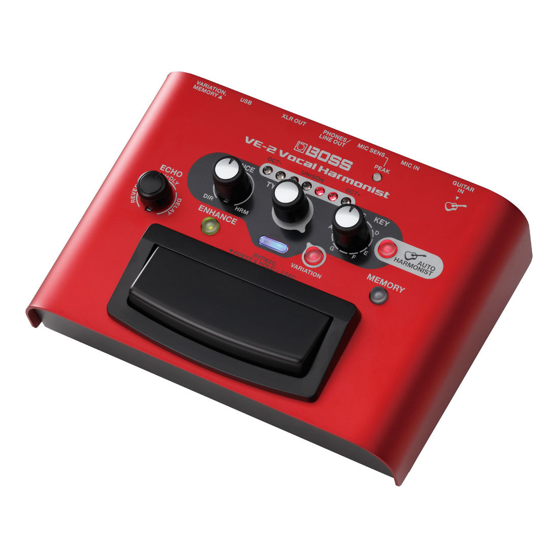 Boss VE-2 Vocal Harmonist Pedal