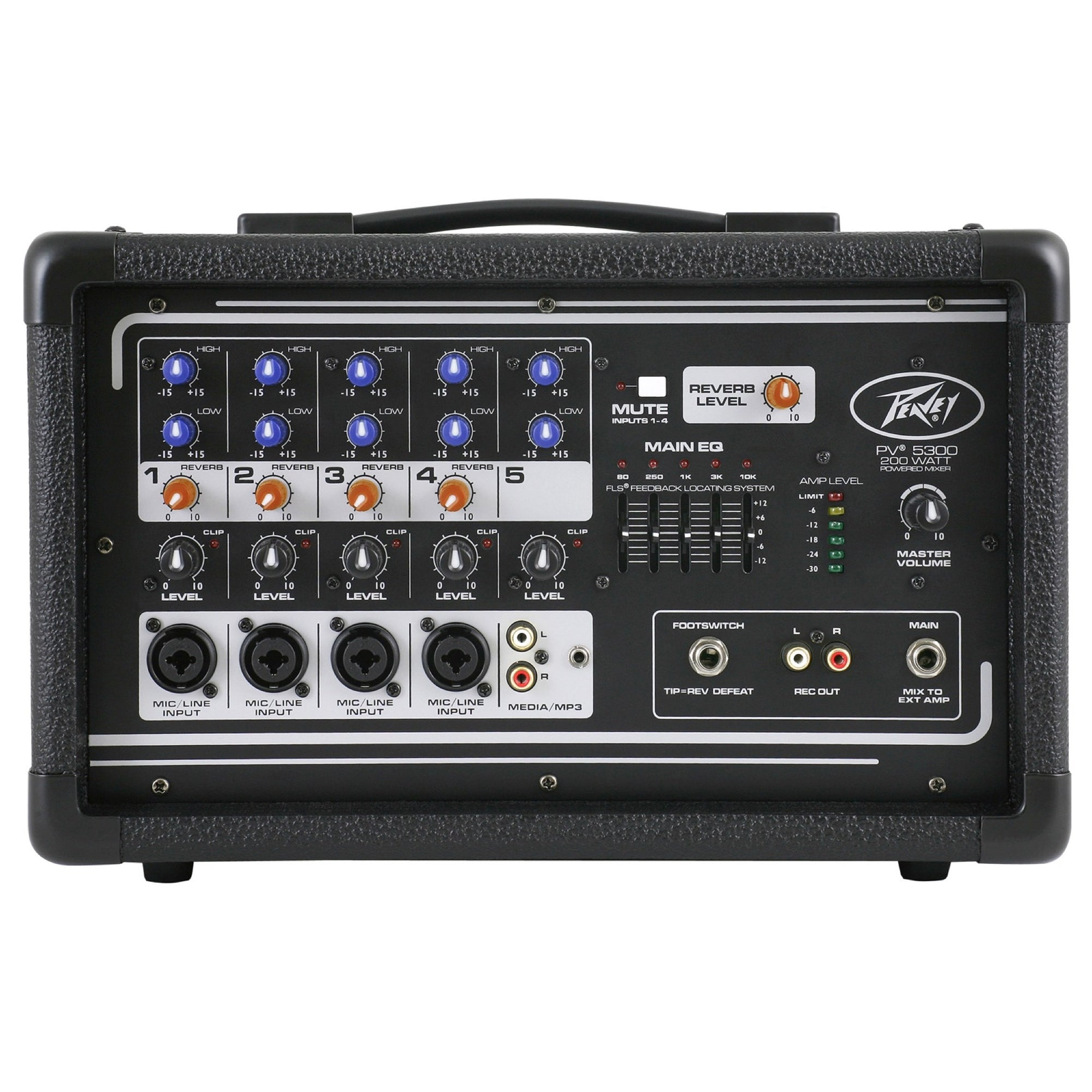 Peavey PV-5300 Powered Mixer