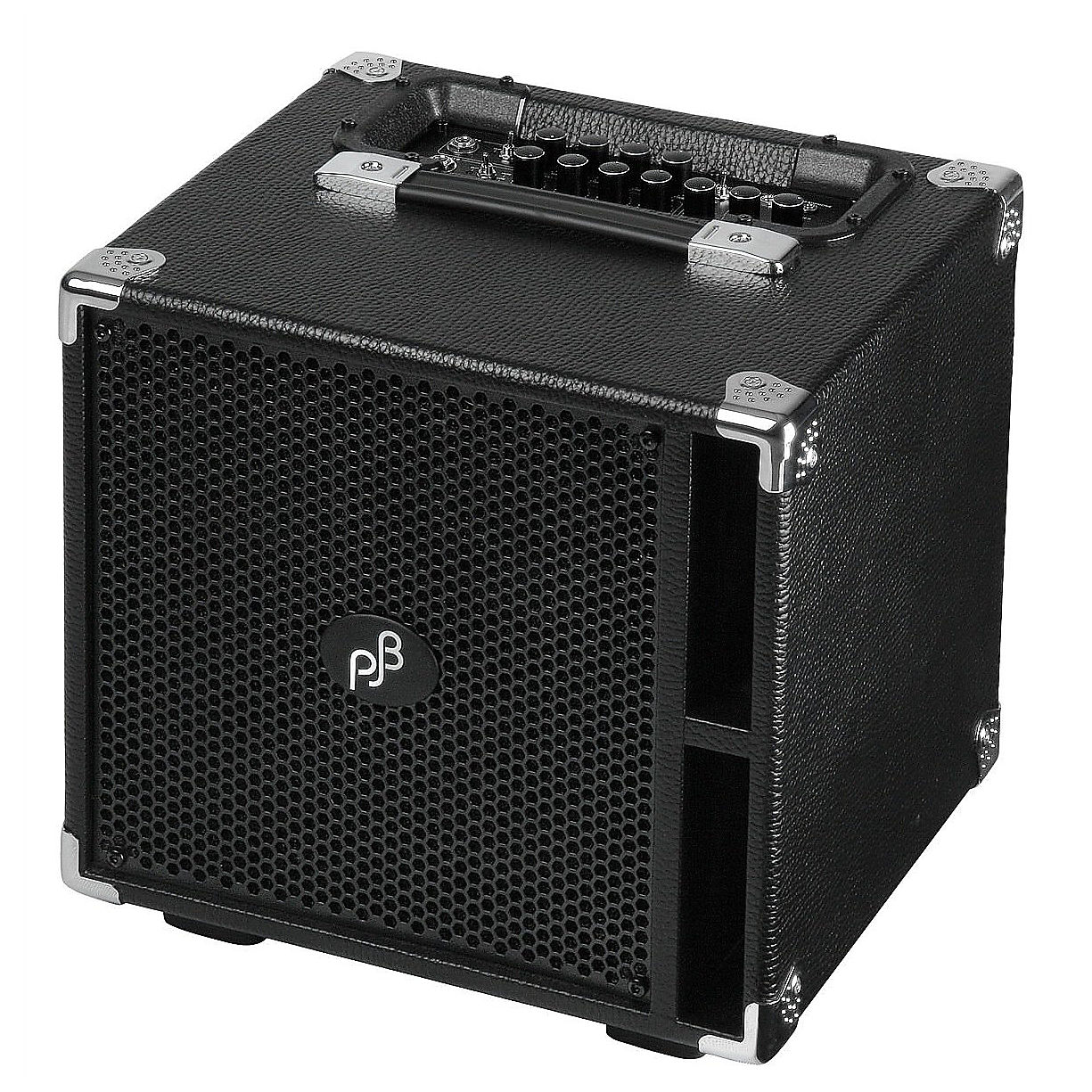 Phil Jones Bass BG400 Suitcase Bass Combo Amplifier (300 Watts, 4x5 Inch), Black