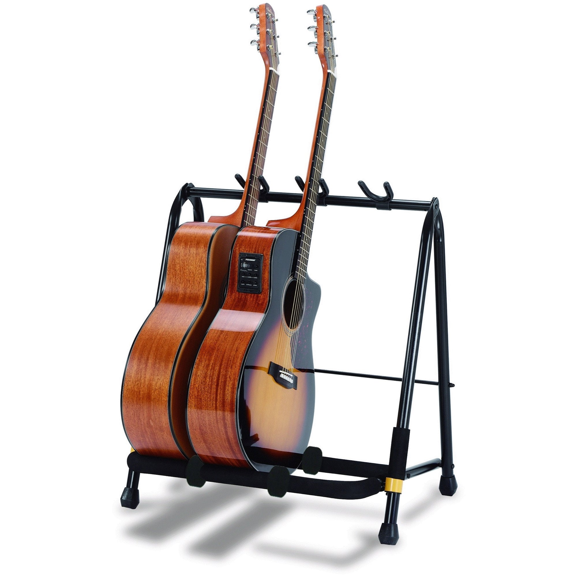 Hercules Stands Guitar Rack, GS523B, 3-Space