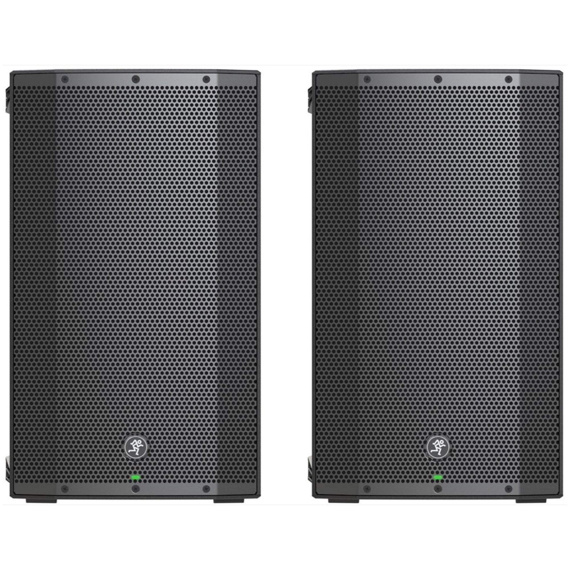 Mackie Thump12A Powered Speaker (1300 Watts), Pair