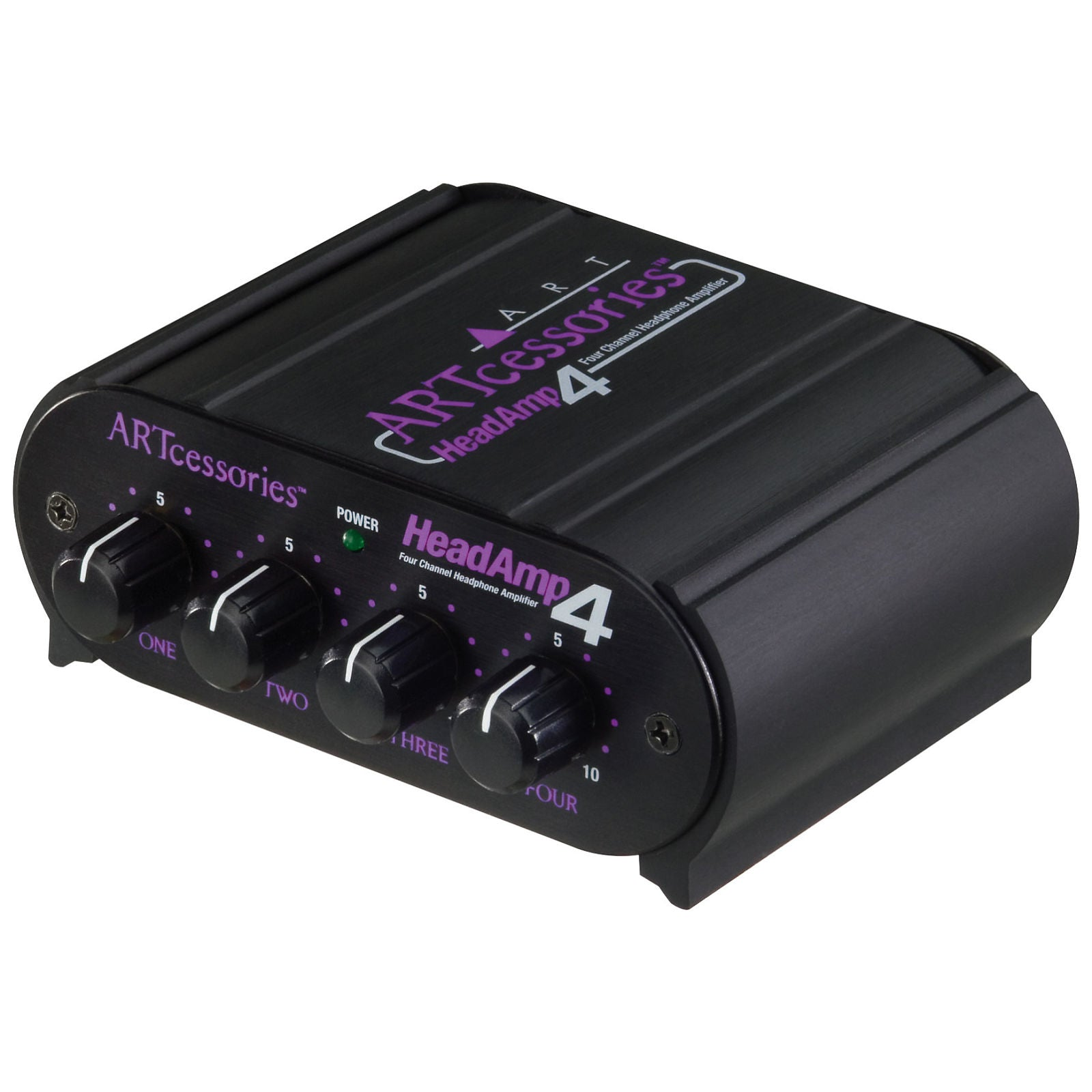 ART HeadAmp4 4-Channel Headphone Amplifier