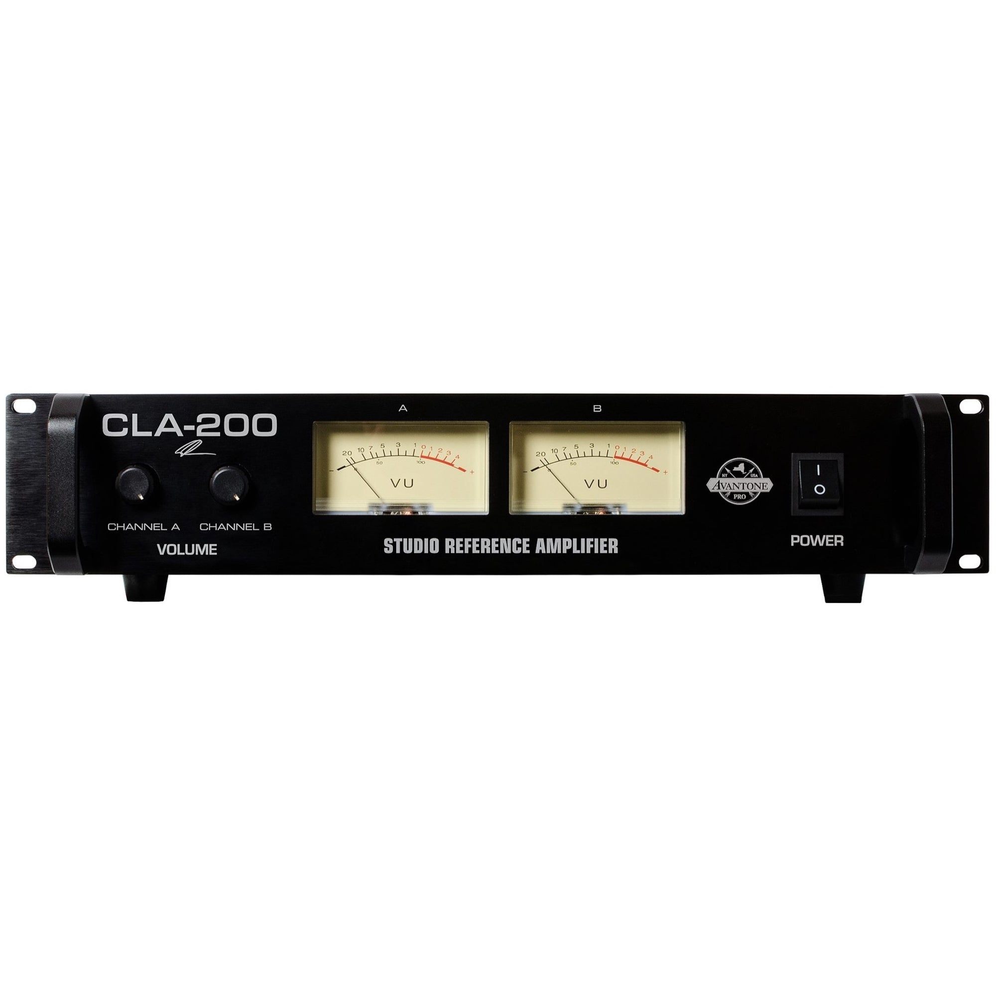 Avantone Pro CLA200 Stereo Studio Power Amplifier