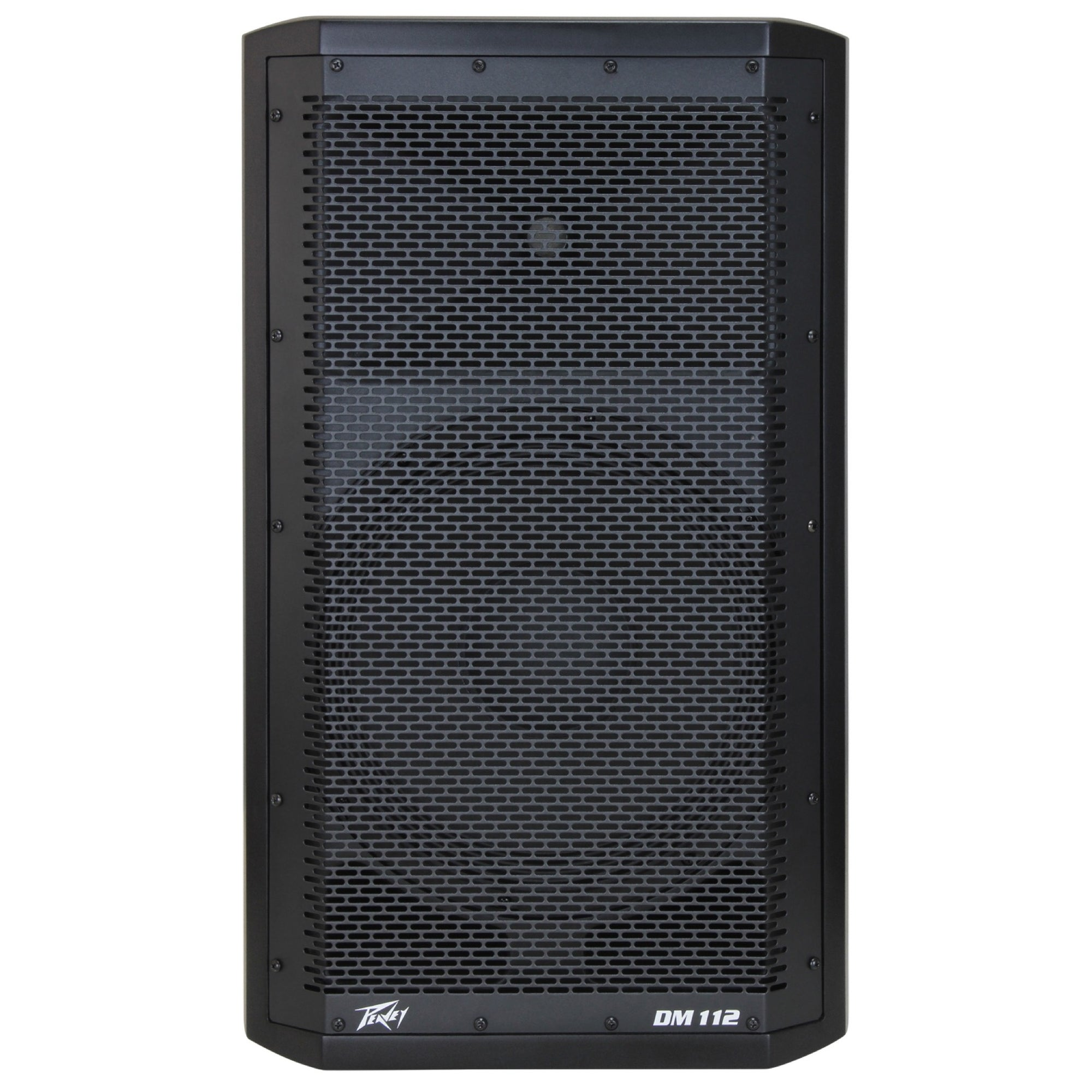 Peavey DM-112 Dark Matter Powered PA Speaker (500 Watts, 1x12 Inch)
