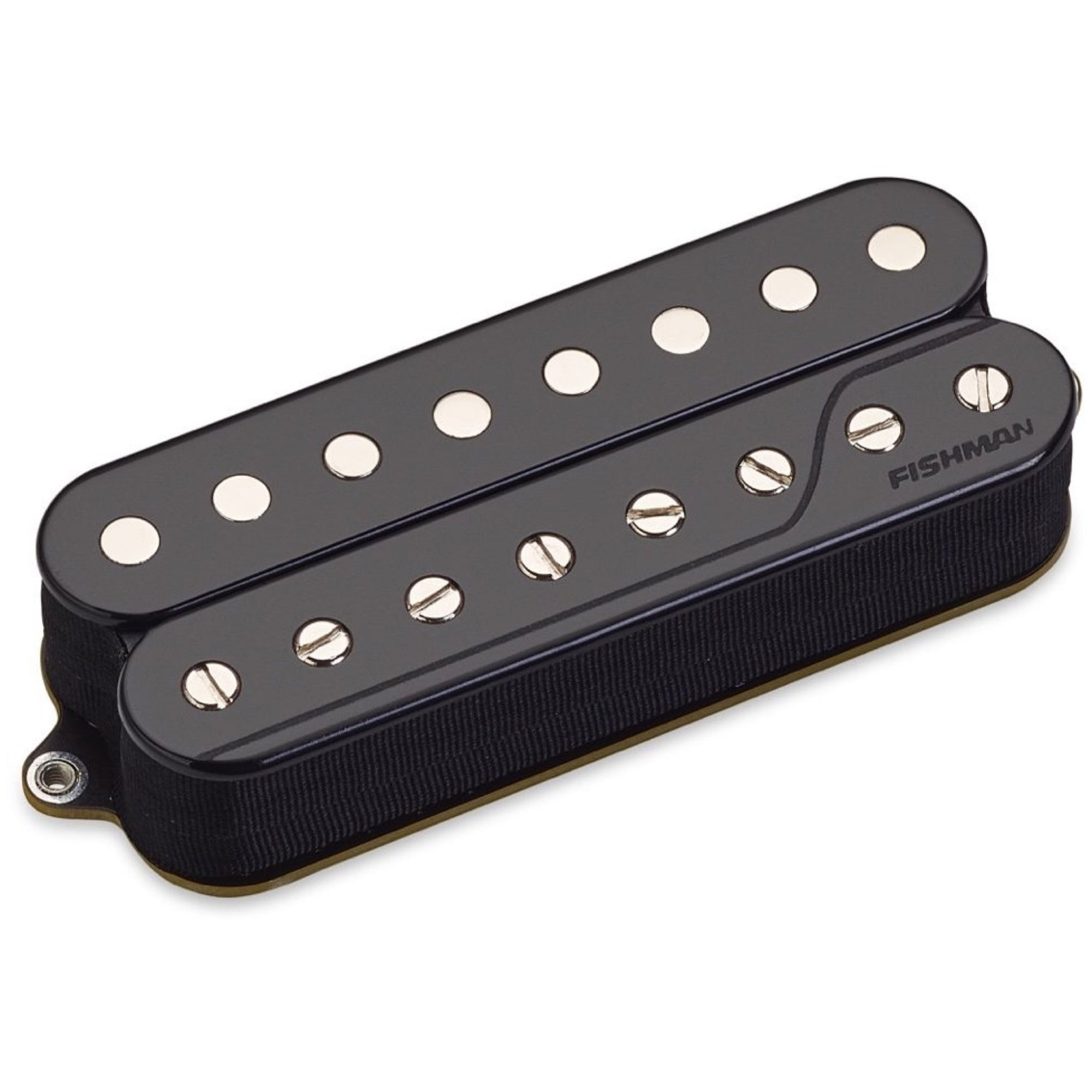 Fishman Open Core Fluence Classic Humbucker 8-String Pickup, Black, Set