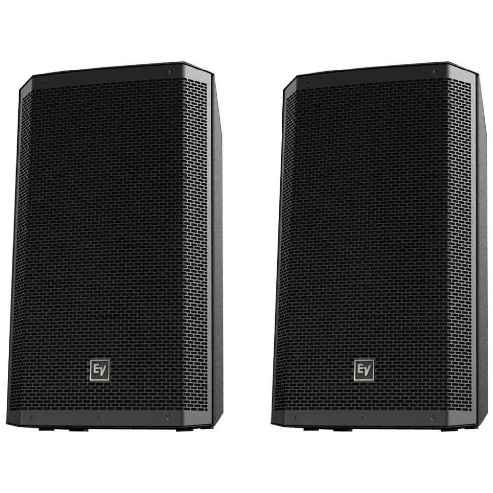 Electro-Voice ZLX-12 2-Way Passive, Unpowered Loudspeaker (1000 Watts, 1x12 Inch), Pair