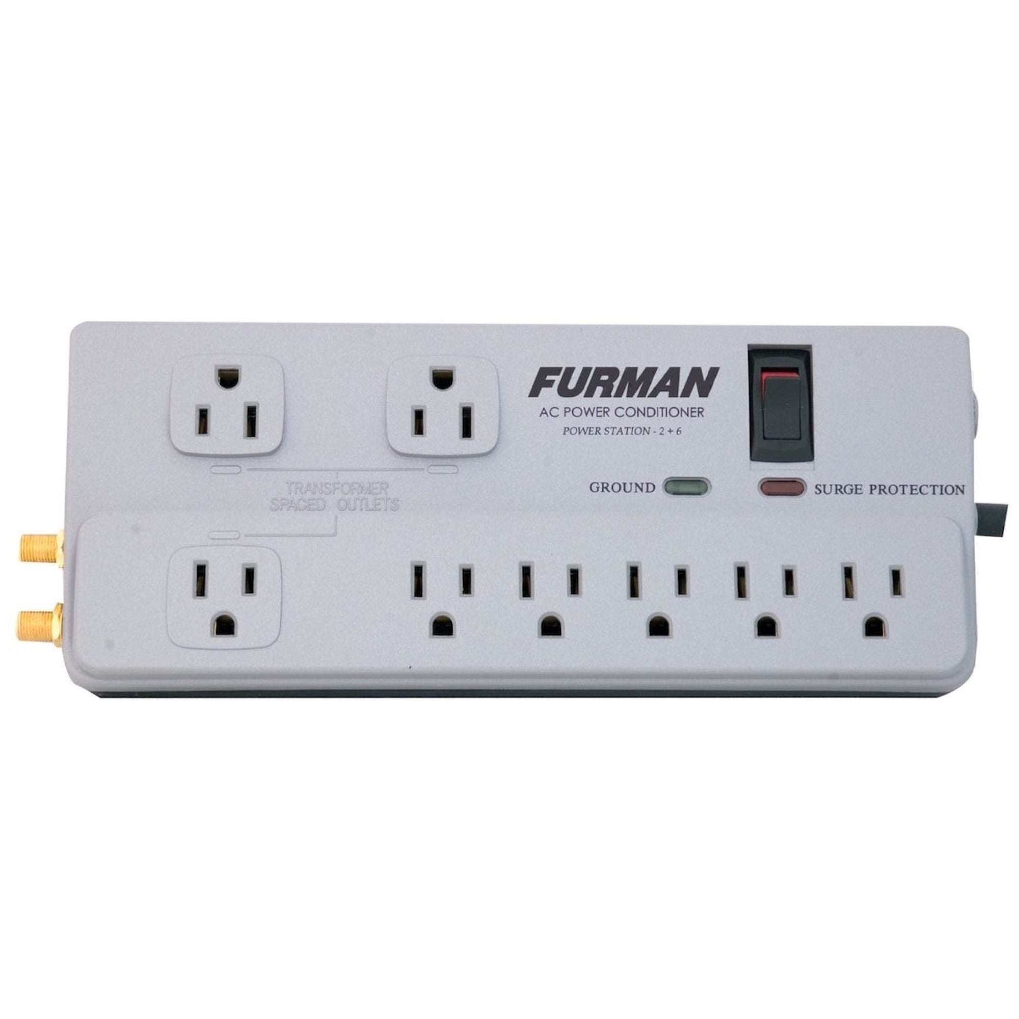 Furman PST-2 Plus 6 Power Station AC Power Conditioner