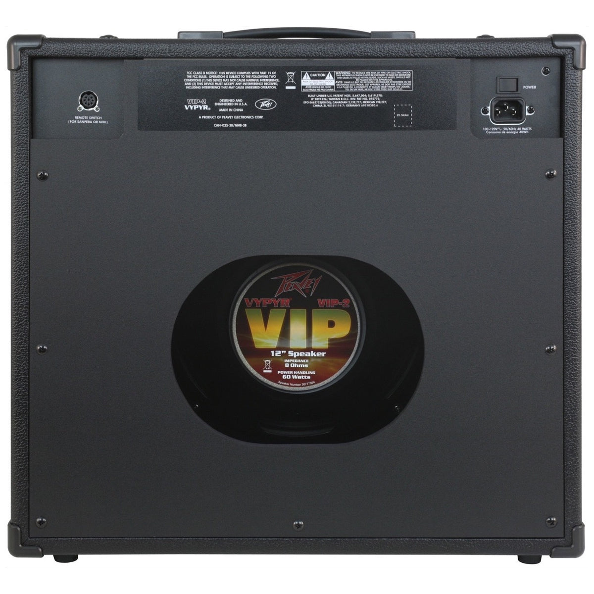 Peavey Vypyr VIP-2 Guitar Combo Amplifier