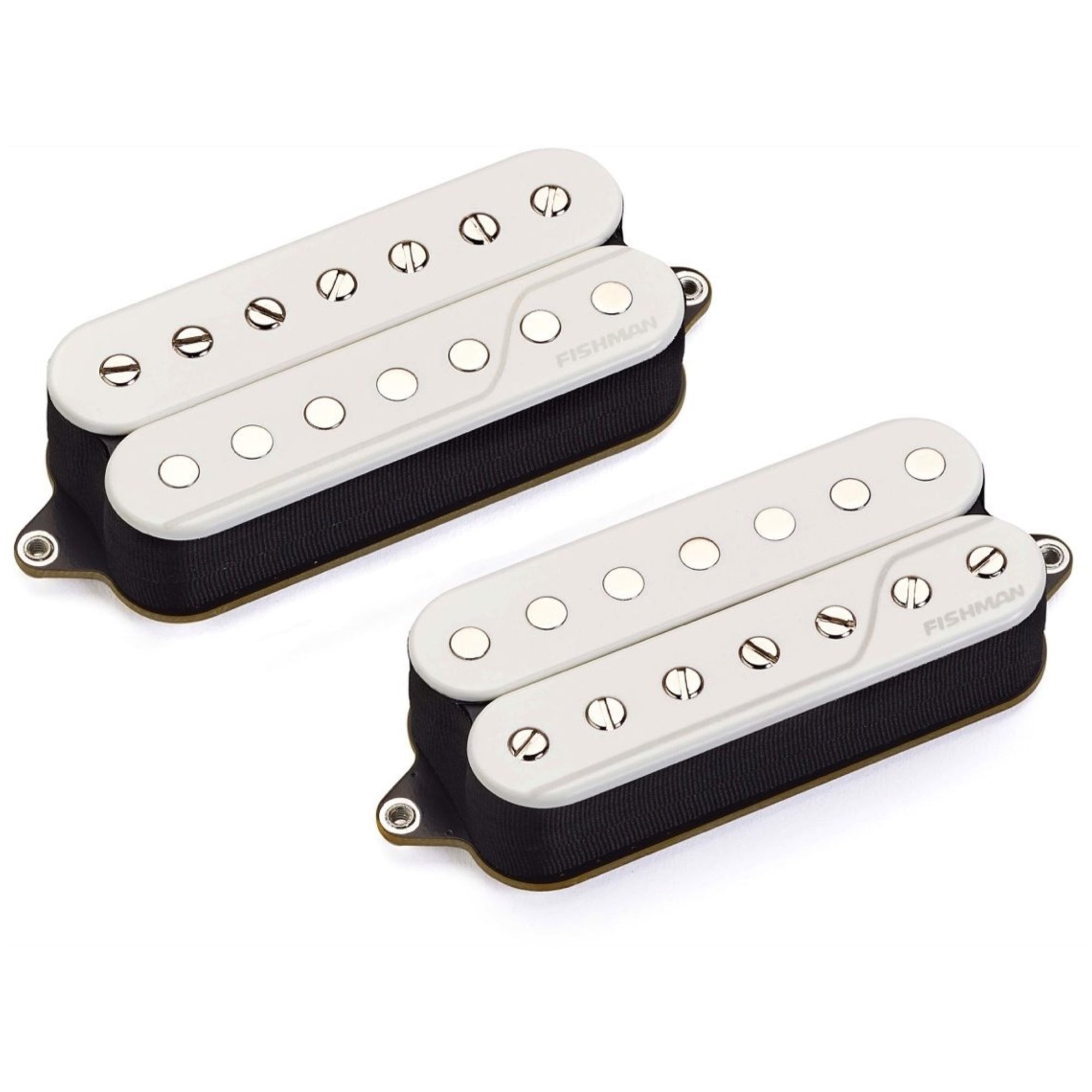 Fishman Open Core Fluence Classic Humbucker 7-String Pickup, White, Set