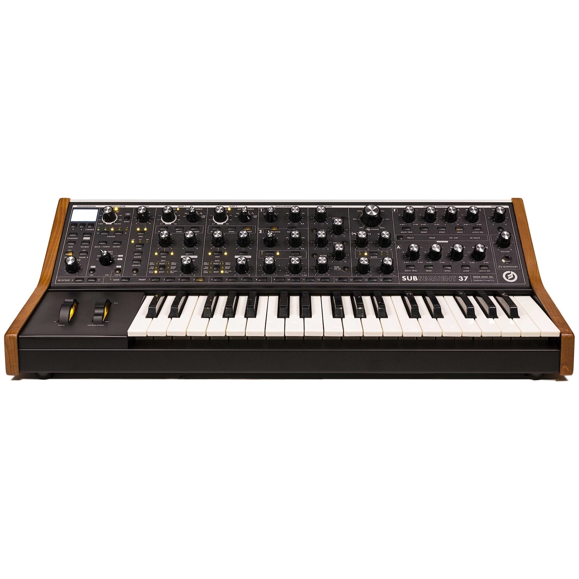 Moog Subsequent 37 Analog Synthesizer Keyboard