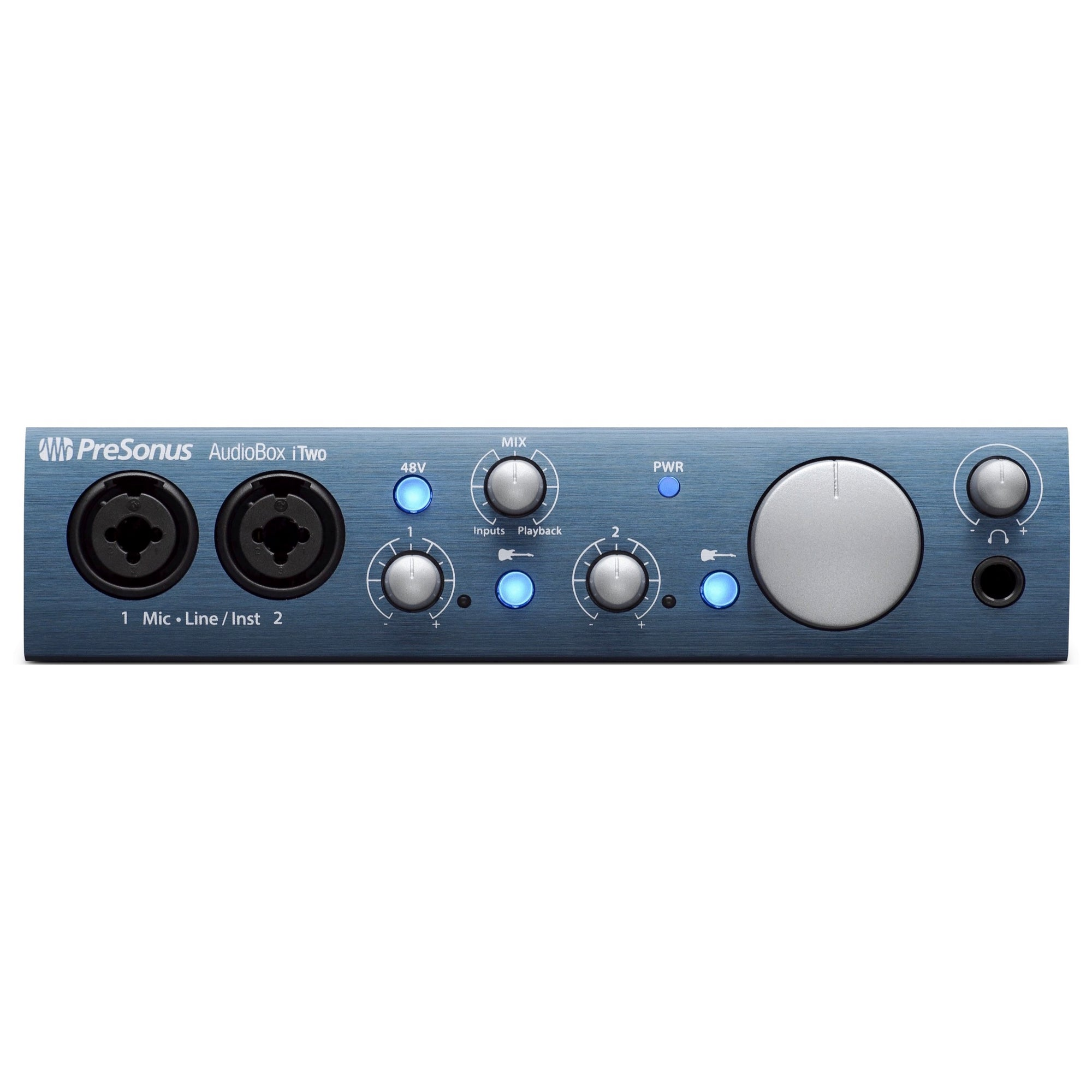 PreSonus AudioBox iTwo USB iPad Recording System