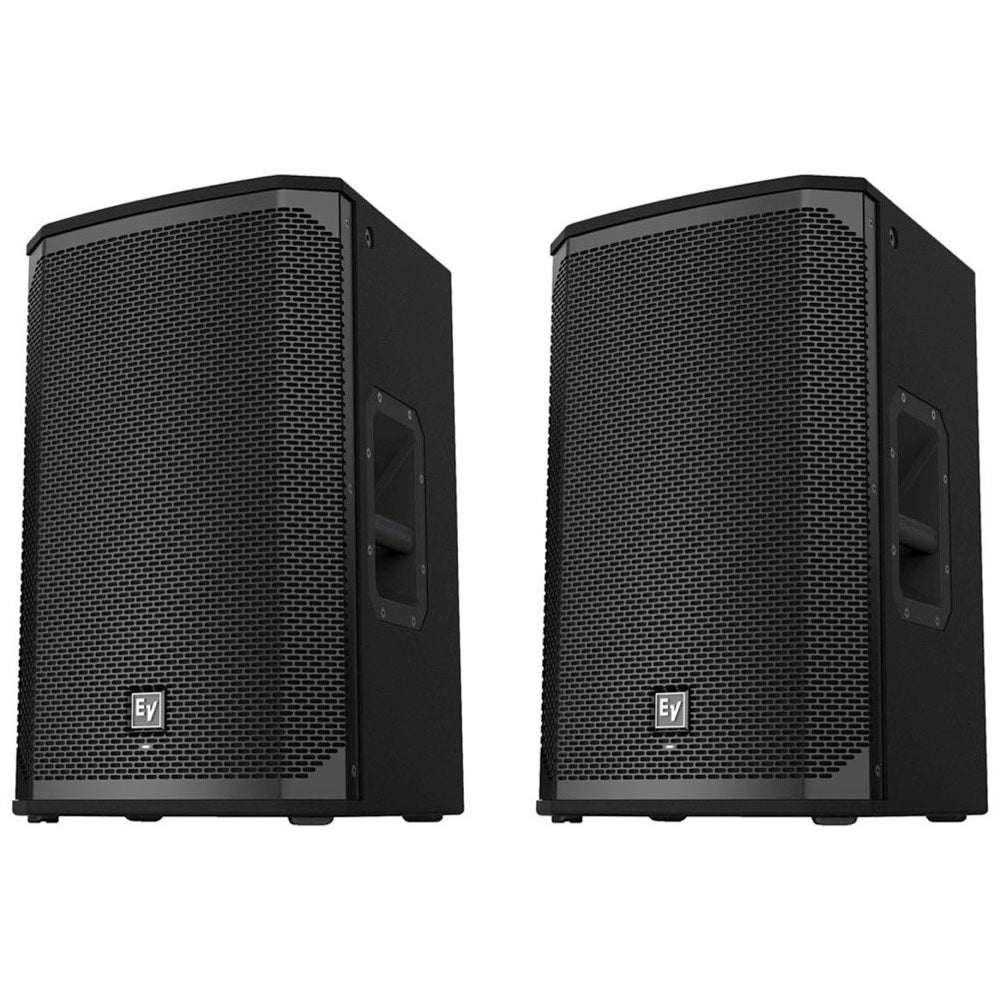 Electro-Voice EKX-12 Passive, Unpowered 2-Way Speaker, (1x12 Inch), Pair