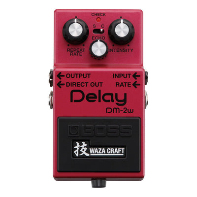 Boss DM-2W Delay Waza Craft Special Edition Pedal