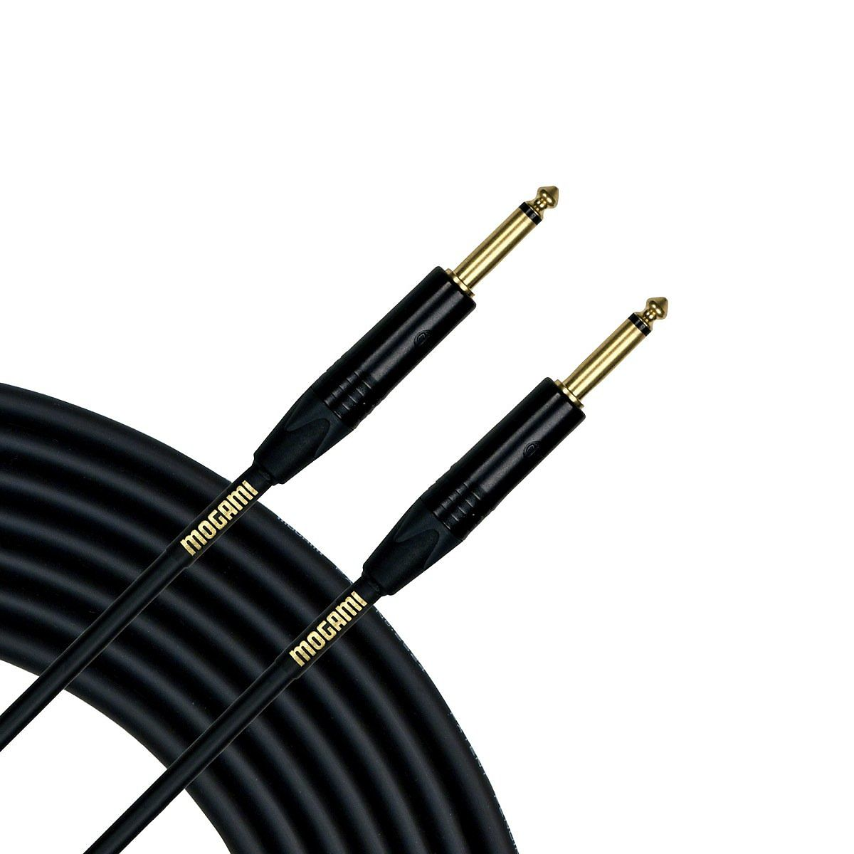Mogami Gold Guitar/Instrument Cable, 3 Foot